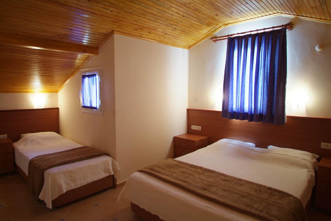 B Tipi Lüks 2 yatak odalı