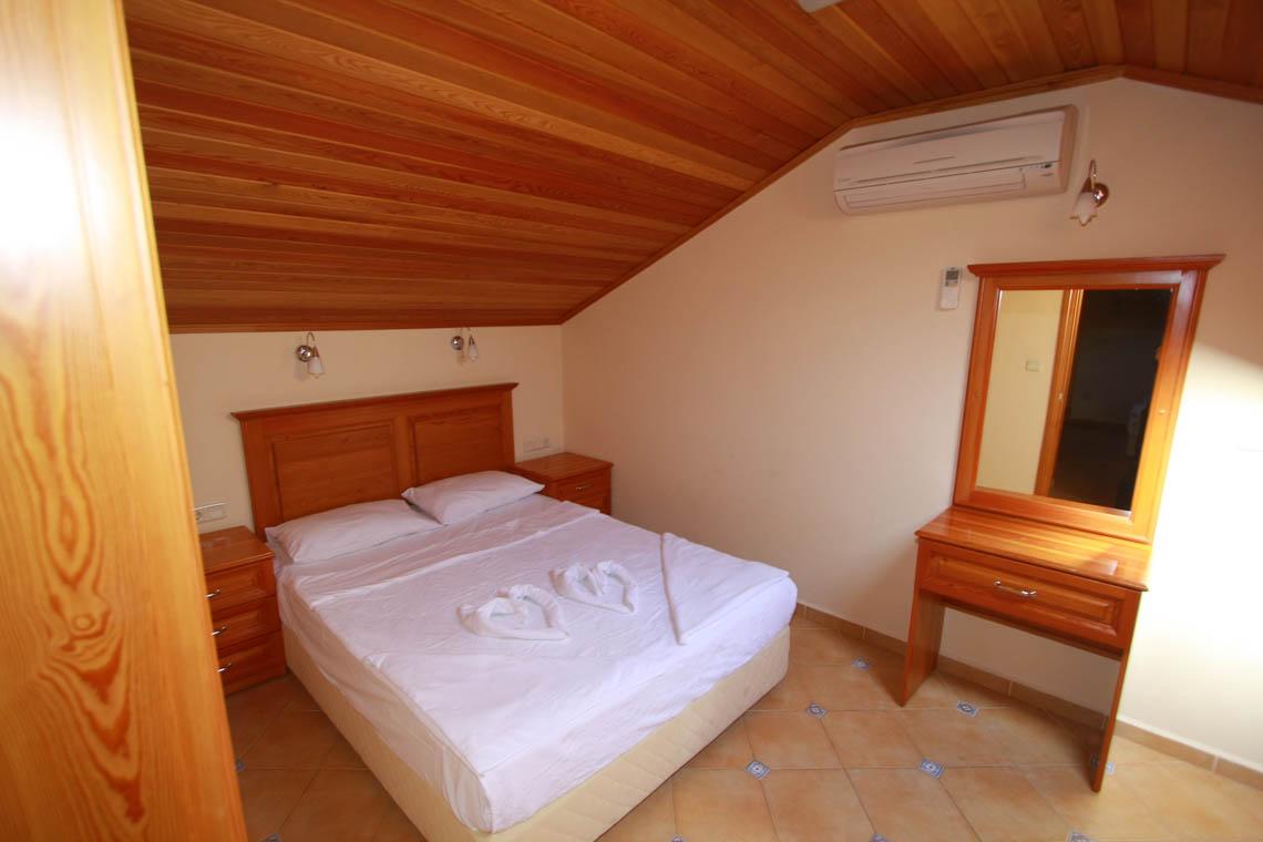 C Tipi Lüks 4 yatak odalı